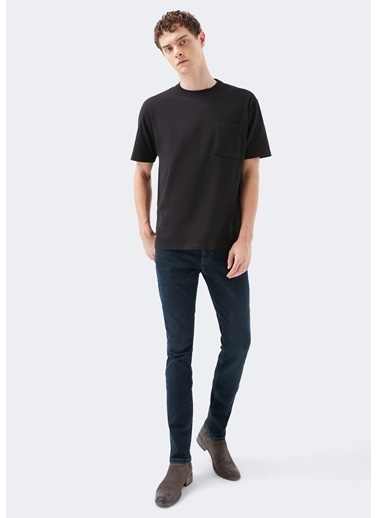 Mavi Kvnç Serisi Gece Mavi 90S Urban Black Jean Pantolon Mavi